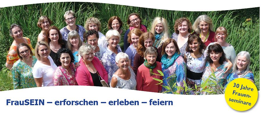 FrauSEIN - erforschen - erleben - feiern