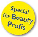 Special für Beauty Profis