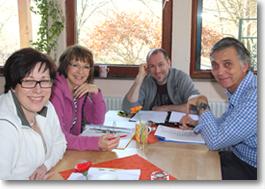 Lichtblick Trainer-Ausbildung Foto Gruppenarbeit